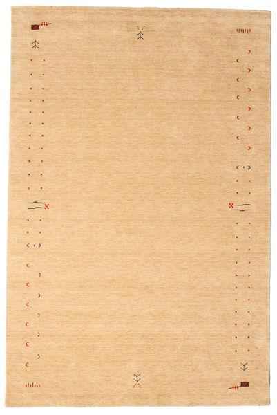 Gabbeh Loom Frame - Beige Alfombra 190X290 Moderna Beige Oscuro/Marrón Claro (Lana, India)
