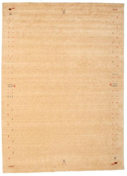 ギャッベ ルーム Frame - ベージュ 絨毯 240X340 モダン 暗めのベージュ色の/薄茶色 (ウール, インド)