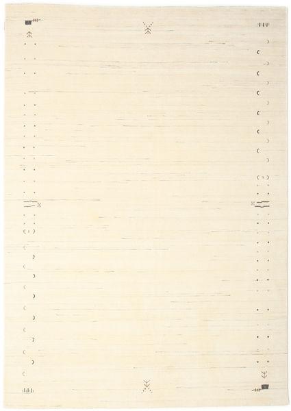 Gabbeh Loom Frame - Naturvit matta CVD15947
