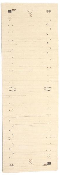 Gabbeh Loom Frame - Råhvid tæppe CVD15954