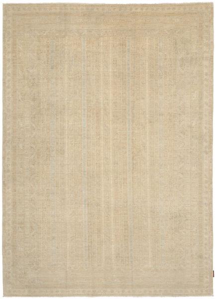 Ziegler Rug 205X288 Authentic  Oriental Handknotted Light Brown (Wool, Pakistan)