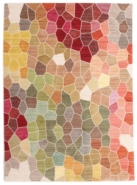 Play Of Colours Matta 140X200 Modern Ljusbrun/Beige ( Turkiet)