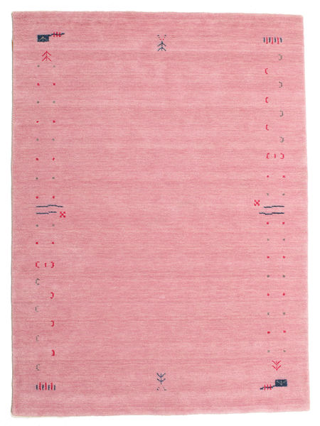 Gabbeh Loom Frame - Pink Rug 160X230 Modern Light Pink/Pink (Wool, India)