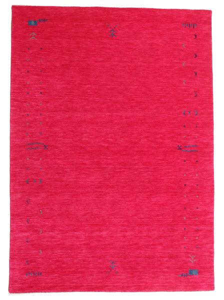 Gabbeh Loom Frame - Cerise-matto CVD16032