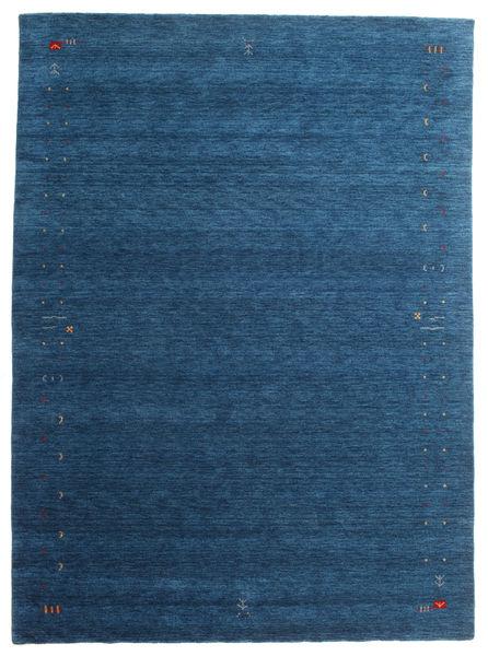 Gabbeh Loom Frame - Ciemnoniebieski Dywan 240X340 Nowoczesny Ciemnoniebieski/Niebieski (Wełna, Indie)