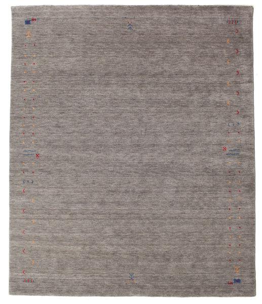 Gabbeh Loom Frame - grau Teppich CVD15900