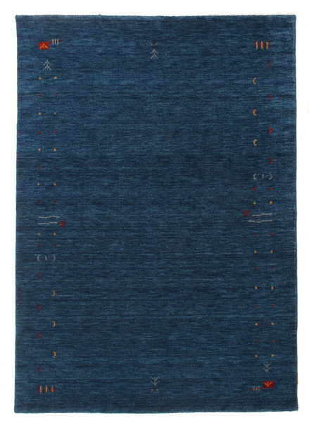 Gabbeh Loom Frame - Dark Blue carpet CVD15932