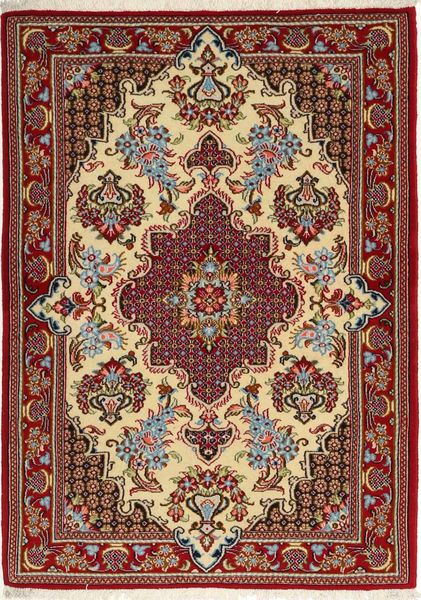 Qum Sherkat Farsh carpet XEA2073
