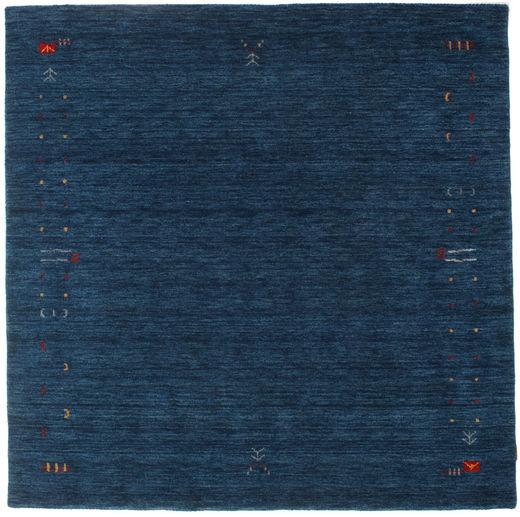 Koberec Gabbeh Loom Frame - Tmavě modrý CVD15933