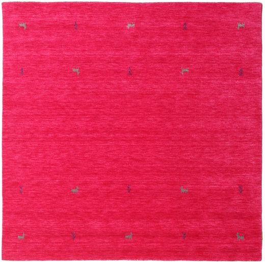 Gabbeh loom Two Lines - Dark_Pink-matto CVD15304