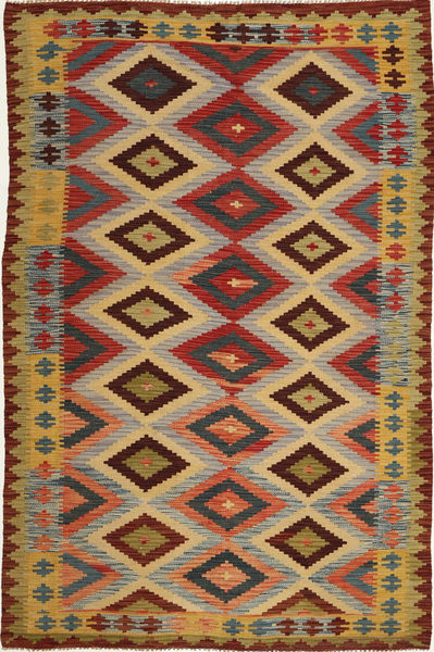 Tapis Kilim Afghan Old style AXVQ637