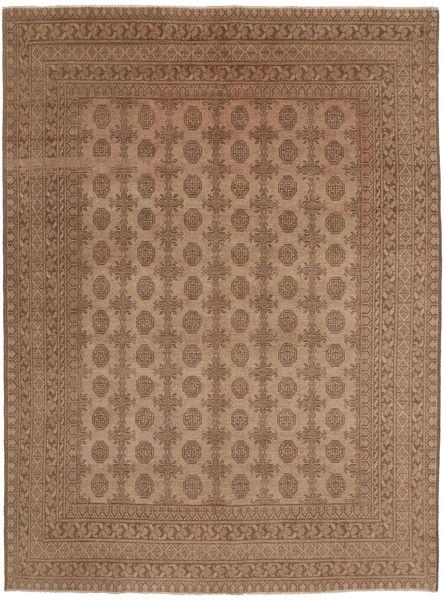 Afghan Rug 197X271 Authentic  Oriental Handknotted Brown/Light Brown (Wool, Afghanistan)