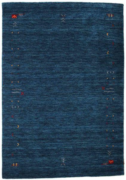 Alfombra Gabbeh Loom Frame - Azul Oscuro CVD15935