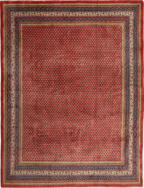 Sarough Mir Matta 265X352 Äkta Orientalisk Handknuten Brun/Roströd Stor (Ull, Persien/Iran)