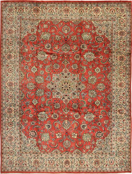 Sarough Matto 265X360 Itämainen Käsinsolmittu Ruoste/Ruskea Isot (Villa, Persia/Iran)
