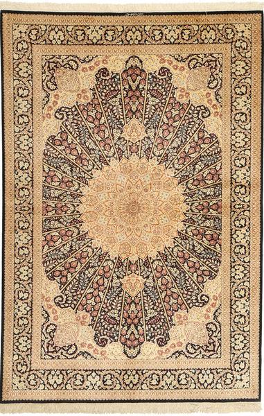 Ghom zijde tapijt AXVZC553