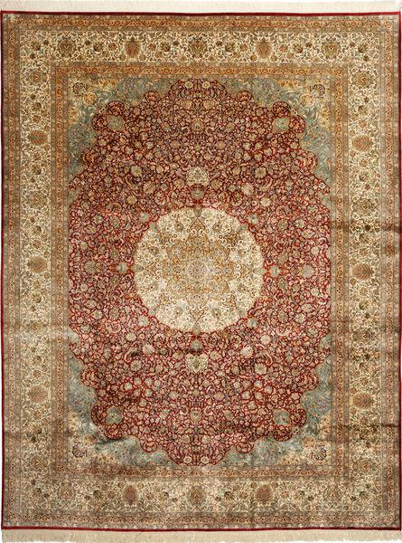 Kashmir 100% silkki-matto AXVZC103
