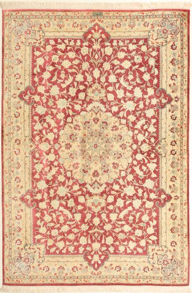 Ghom silke teppe AXVZC438