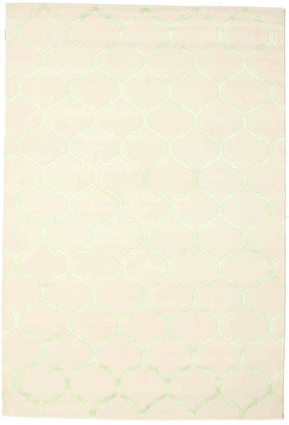 Himalaya Dywan 190X280 Nowoczesny Tkany Ręcznie Beżowy/Biały/Creme ( Indie)