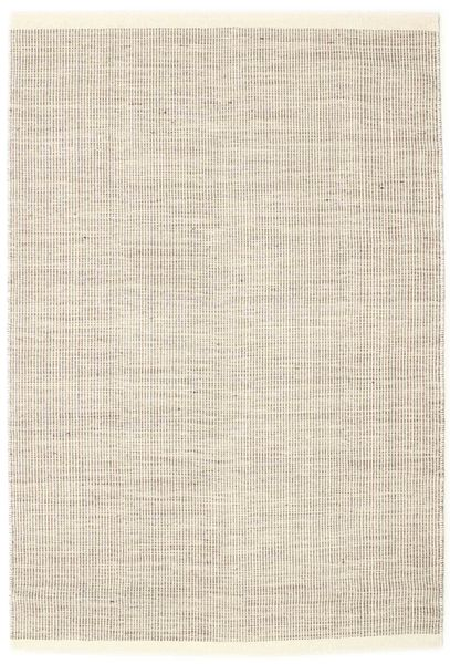 Seaby - Brown Rug 140X200 Authentic  Modern Handwoven Beige/Light Brown (Wool, India)