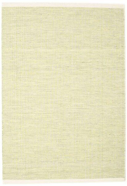 Seaby - Vihreä Matto 160X230 Moderni Käsinkudottu Beige/Tummanbeige (Villa, Intia)