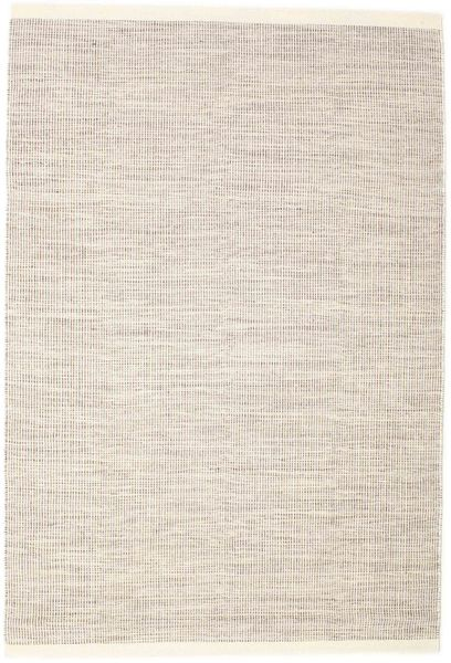 Seaby - Brown Rug 160X230 Authentic  Modern Handwoven Beige/Light Grey (Wool, India)