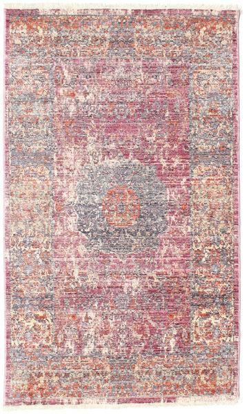 Mira - Rose Tapis 80X140 Moderne Violet Clair/Beige ( Turquie)