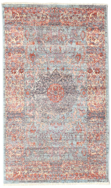 Mira - Dark Rug 80X140 Modern Light Grey/Light Purple ( Turkey)