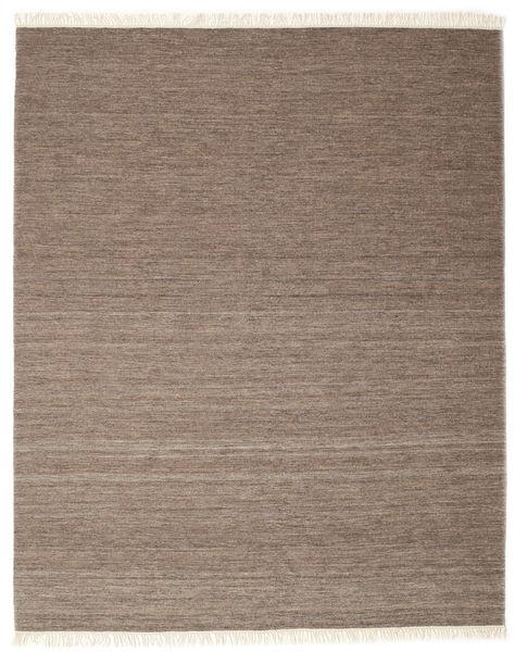 Melange - Braun Teppich  250X300 Echter Moderner Handgewebter Hellbraun/Braun Großer (Wolle, Indien)