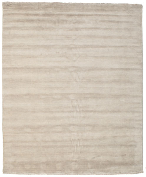 Handloom Fringes - Vaaleanharmaa/Beige Matto 250X300 Moderni Vaaleanruskea/Vaaleanharmaa Isot (Villa, Intia)