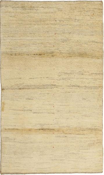 Gabbeh Persia Rug 101X171 Authentic  Modern Handknotted Beige/Dark Beige (Wool, Persia/Iran)
