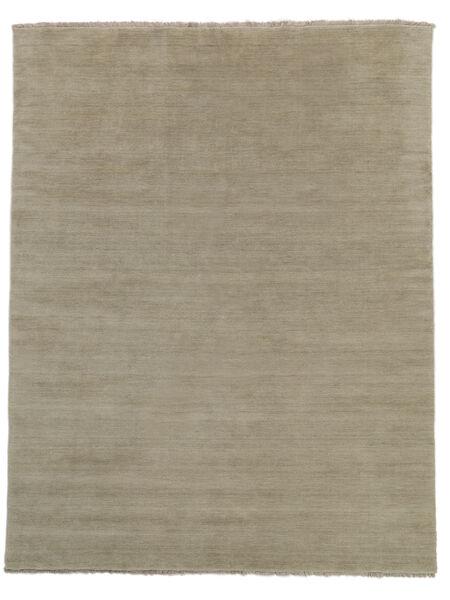 Handloom fringes - Greige rug CVD16619