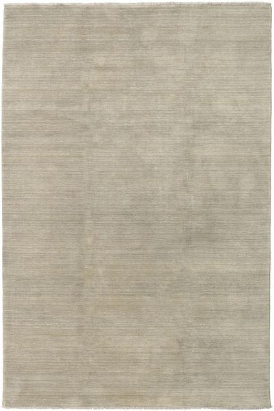 Handloom fringes - Lichtgrijs / Beige tapijt CVD16590
