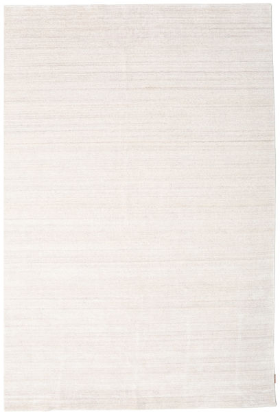 Bamboo Silke Loom - Beige Teppe 200X300 Moderne Hvit/Creme/Beige ( India)