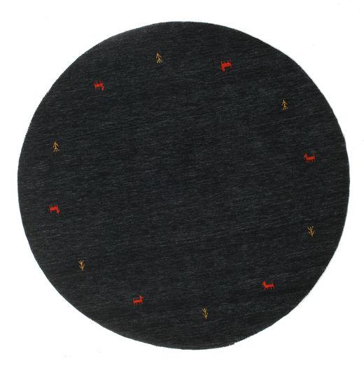 Gabbeh loom Two Lines - Svart / Grå teppe CVD16761