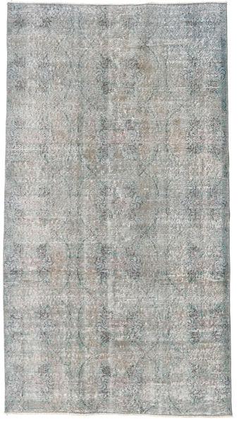 Colored Vintage rug XCGZQ877