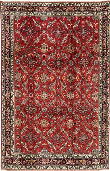 Koliai Rug 208X321 Authentic  Oriental Handknotted Dark Red/Dark Brown (Wool, Persia/Iran)