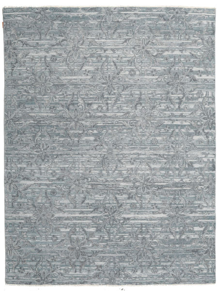 Himalaya Rug 235X307 Authentic  Modern Handknotted Light Grey (Wool, India)