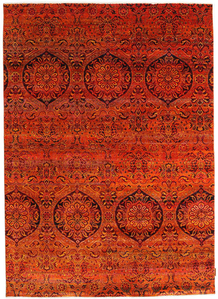 Sari äkta silke matta BOKA270