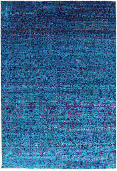 Sari tiszta selyem szőnyeg BOKA272