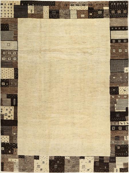 Lori Baft Persia Alfombra 246X348 Moderna Hecha A Mano Amarillo/Marrón Oscuro (Lana, Persia/Irán)