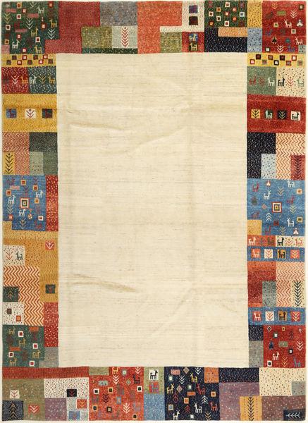 Lori Baft (Persja) Dywan 216X301 Nowoczesny Tkany Ręcznie Beżowy/Czerwony (Wełna, Persja/Iran)