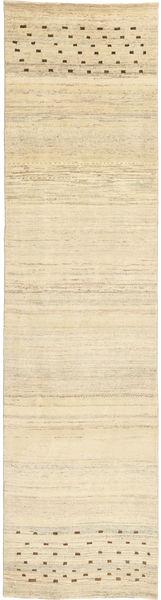 ロリ Baft ペルシャ 絨毯 79X304 モダン 手織り 廊下 カーペット ベージュ/暗めのベージュ色の (ウール, ペルシャ/イラン)