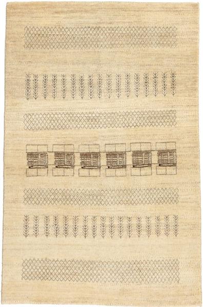 Lori Baft Persia Matto 98X151 Moderni Käsinsolmittu Tummanbeige/Beige (Villa, Persia/Iran)