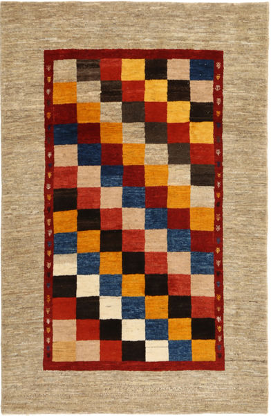 Lori Baft Persia Rug 115X179 Authentic  Modern Handknotted Light Brown/Orange (Wool, Persia/Iran)