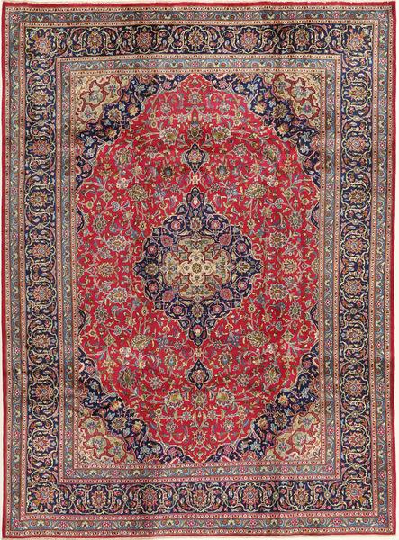 Kashmar Matto 247X335 Itämainen Käsinsolmittu Tummanharmaa/Tummanpunainen (Villa, Persia/Iran)