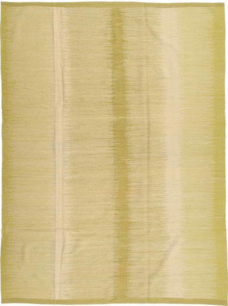 Kilim Nowoczesne Dywan 204X281 Nowoczesny Tkany Ręcznie Żółty/Beżowy (Wełna, Afganistan)