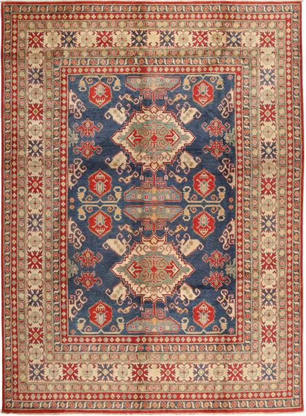 Kazak Alfombra 290X401 Oriental Hecha A Mano Marrón Claro/Gris Oscuro Grande (Lana, Pakistán)