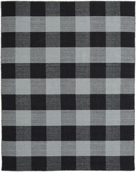 Check Kilim rug CVD17208