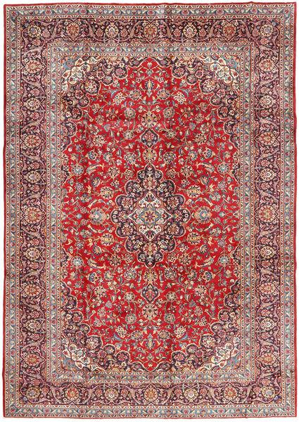 Keshan Matto 276X396 Itämainen Käsinsolmittu Ruoste/Vaaleanruskea Isot (Villa, Persia/Iran)